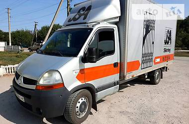 Renault Master груз. dci150 2007