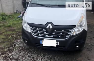Renault Master груз.  2015
