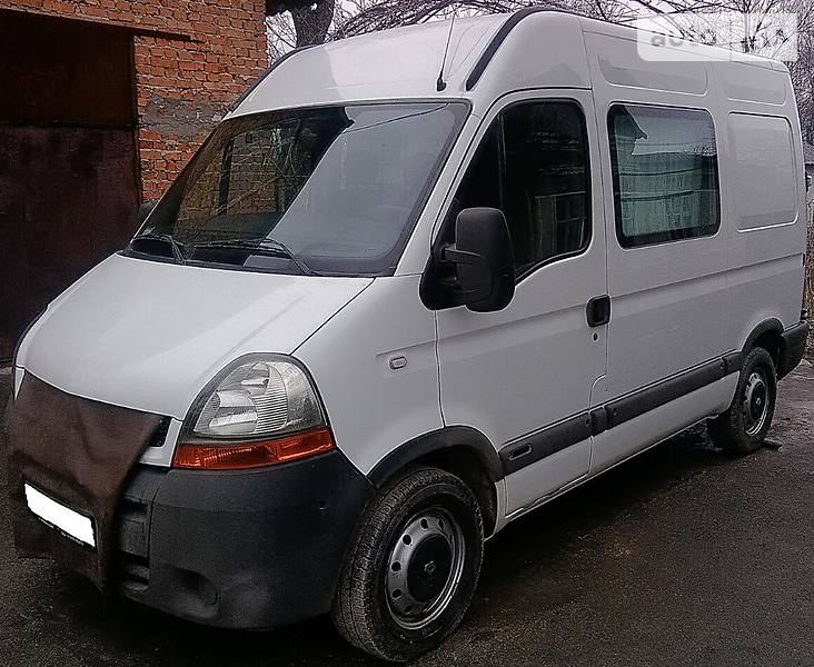 Renault Master пасс.