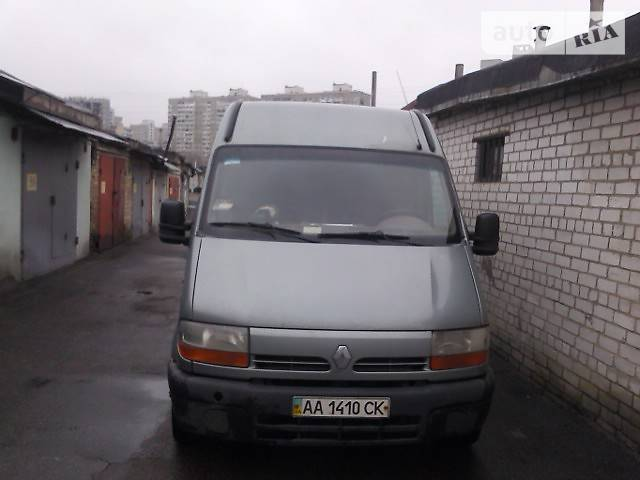Renault Master пасс.
