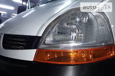 Renault Master пасс.  2009