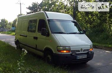 Renault Master пасс.  2000