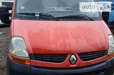 Renault Master пасс.  2007