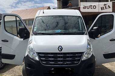 Renault Master пасс.  2013