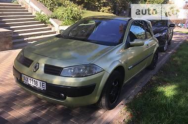 Renault Megane RS 2.0  2003