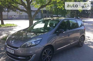 Renault Megane Scenic BOSE 2012