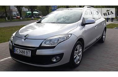 Renault Megane 1.5 dCi 81 kW 2013