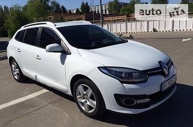Renault Megane Restail 2014