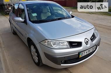 Renault Megane 1.6 16V MAX. GAS 2006
