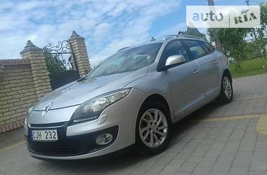 Renault Megane 1.5 dCi NAVI 2013