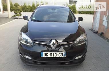 Renault Megane GRANDTOUR  2014