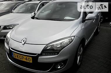 Renault Megane 1.5 dCi 110PS 2013