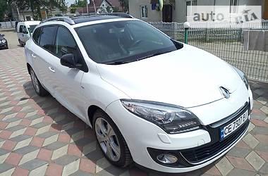 Renault Megane 1.5 dCi 81kW BOSE 2012
