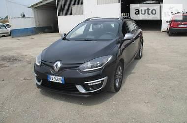 Renault Megane GT-Line FULL 2014