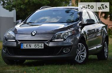 Renault Megane 81kw 2013