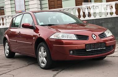 Renault Megane 1.6i  2008