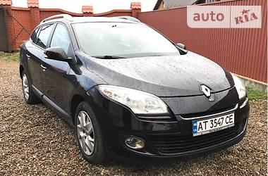 Renault Megane GRANDTOUR 2013
