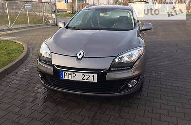 Renault Megane 1.2Tce 2012