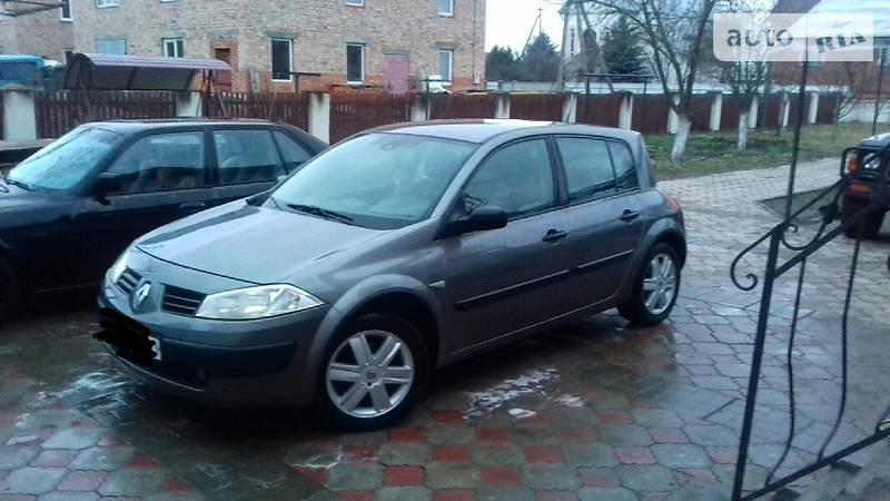Renault Megane 2004 року