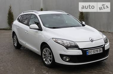 Renault Megane LED/NAVI/KLIMA 2013