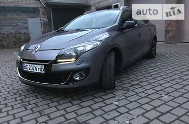 Renault Megane 1.5 dCi  dose 2012
