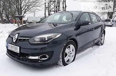 Renault Megane AUTOMAT 2015
