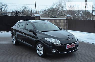 Renault Megane IDEAL 2012