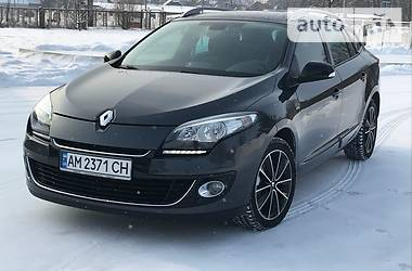 Renault Megane BOSSE panorama led 2013