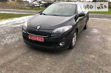 Renault Megane 1.5 dCi 2013
