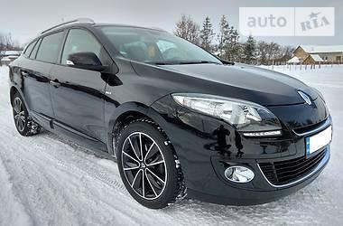Renault Megane BOSE PANO LED NAVI 2012