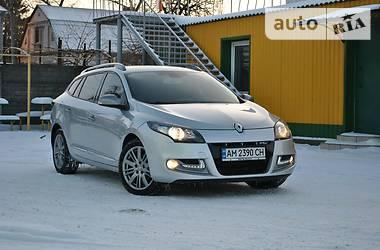 Renault Megane GT-LINE  2013
