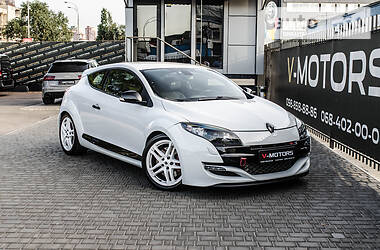 Renault Megane RS 2.0 Turbo 2011