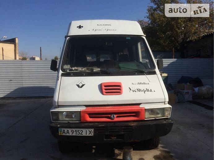 Renault Messenger груз.