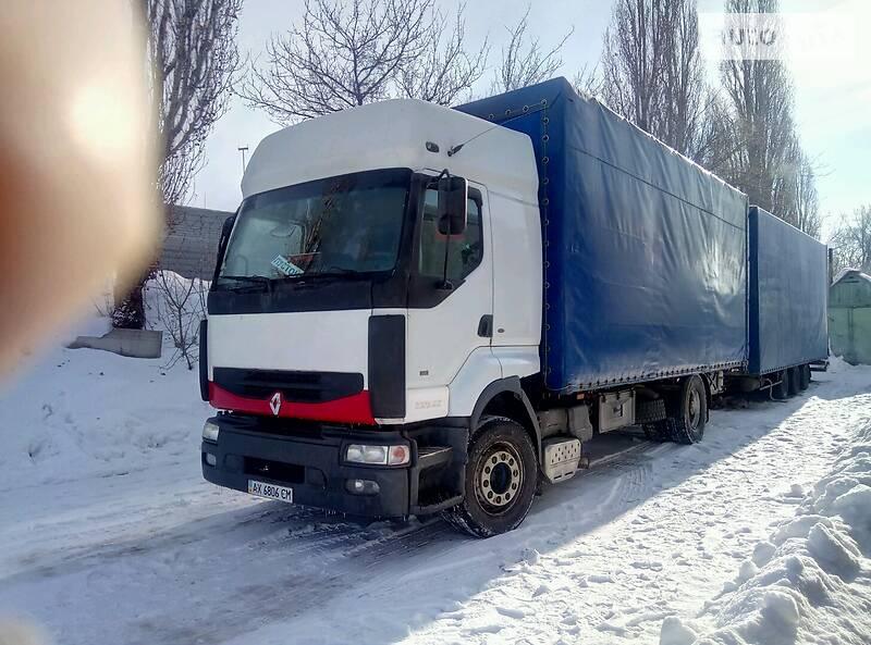 Фургон Renault Premium