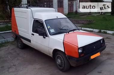 Renault Rapid  1986