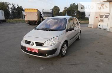 Renault Scenic dCi  2004