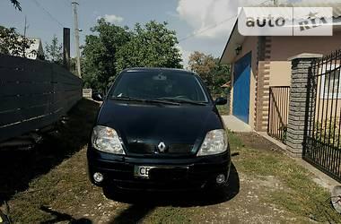 Renault Scenic 1.9 dti Scenic 2001