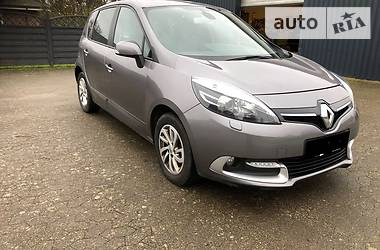 Renault Scenic Expression 1.6 2014