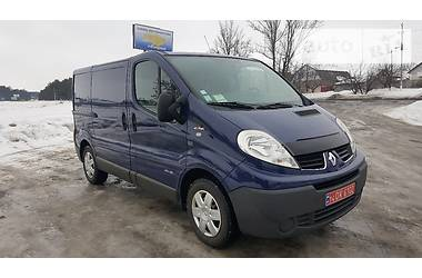 Renault Trafic груз. 115 EXTRA 2013