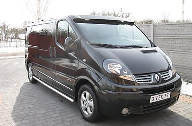 Renault Trafic груз.  Hit Line 2012