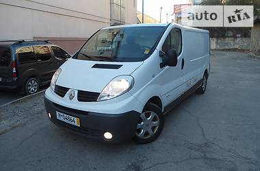 Renault Trafic груз. LONG 84KW 2014
