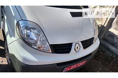 Renault Trafic груз.  2012