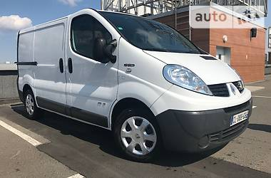 Renault Trafic груз. EXTRA 0190 2012