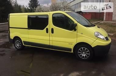 Renault Trafic груз. DCI 150 2007