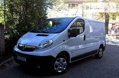 Renault Trafic груз. 2.0 CDTI 2011