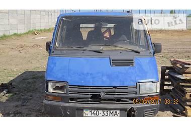 Renault Trafic груз.  1986
