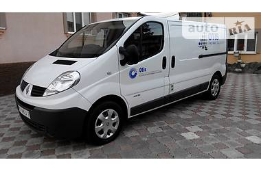 Renault Trafic груз. Long--84kw 2013