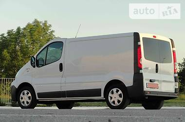 Renault Trafic груз. Extra 2014