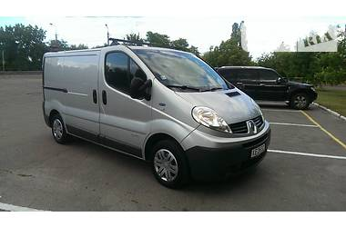 Renault Trafic груз. 115 dci  2012