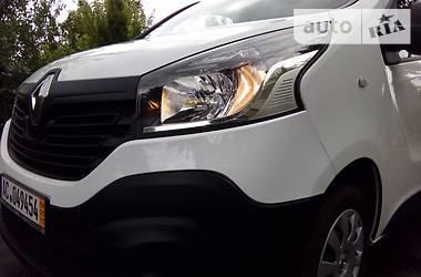 Renault Trafic груз. CLIMATIK 2015